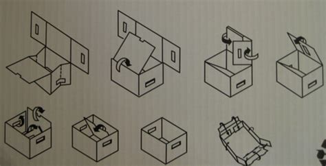 how to put a box together this is not your grandfather s bankers box best results