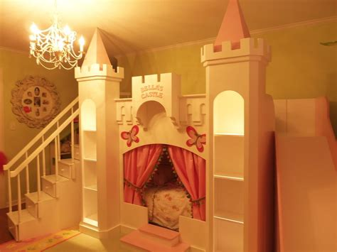 princess castle loft bed new bella s custom princess castle loft bunk bed playhouse