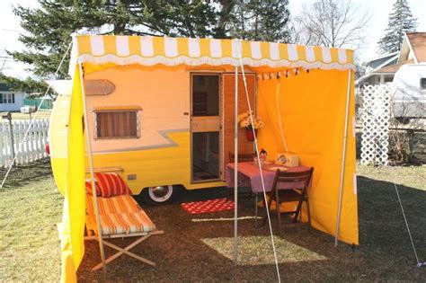 rv awning add a room add a room it s like having a whole extra room for your