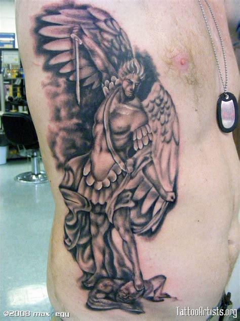 archangel michael tattoo designs best wallpaper 2012 pictures