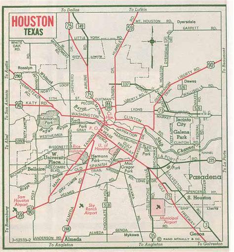 houston freeway map gulf freeway wikivisually