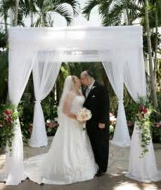 Marriage Canopy by Can A Christian Bride Have A Chuppah Weddingbee