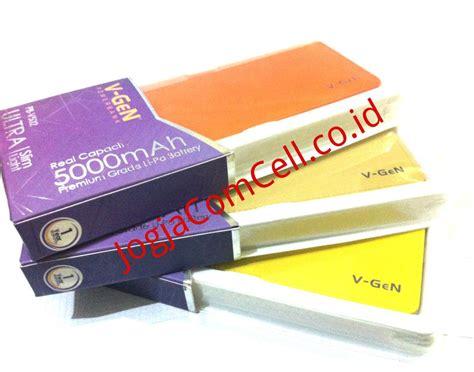 Powerbank V502 V 5000 Mah Slim powerbank v 5000 mah atau pb v502 original