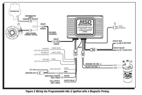 mallory ignition wiring diagram mallory comp 9000 distributor wiring diagram mallory