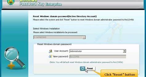reset windows vista password in safe mode windows 7 password reset windows 7 password recovery