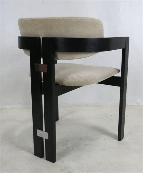 Italian Dining Chairs Modern Six Italian Modern Dining Chairs At 1stdibs