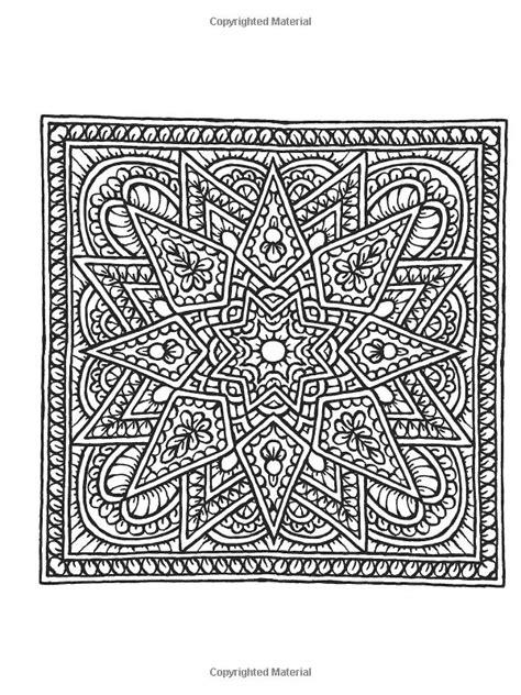 libro square mandalas creative haven mandala geometry mandala coloring pages