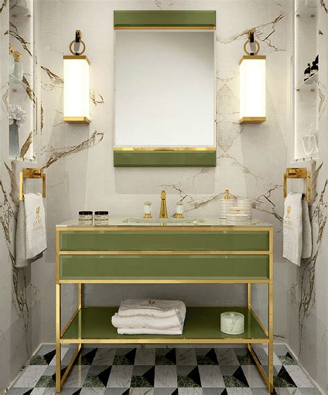 decorate your bathroom decorate your bathroom with greenery pantone of the year 2017