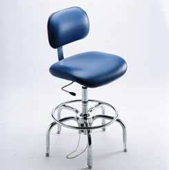 Biofit Cleanroom Chairs by Biofit Cleanroom Esd Chairs 4p Series Class 1 Cleanroom