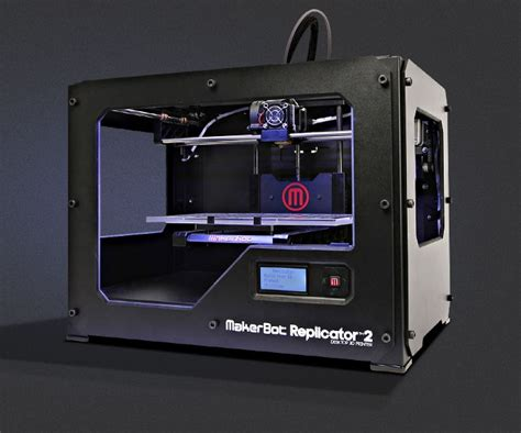 Printer 3d Makerbot makerbot finally starts accepting 3d printing orders softpedia
