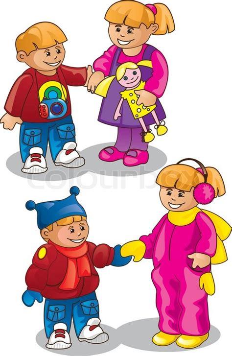 children   characters   summer  winter