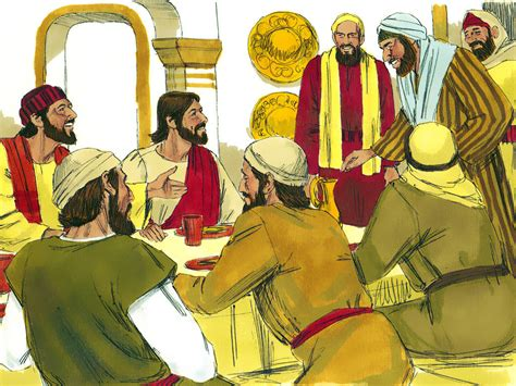 Wedding At Cana Ks2 by Free Bible Images Jesus Invites Matthew The Tax Collector