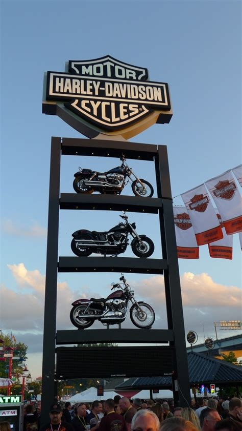 Harley Davidson Convention by Harley Davidson Dealer Convention Harley Davidson Z 252 Rich