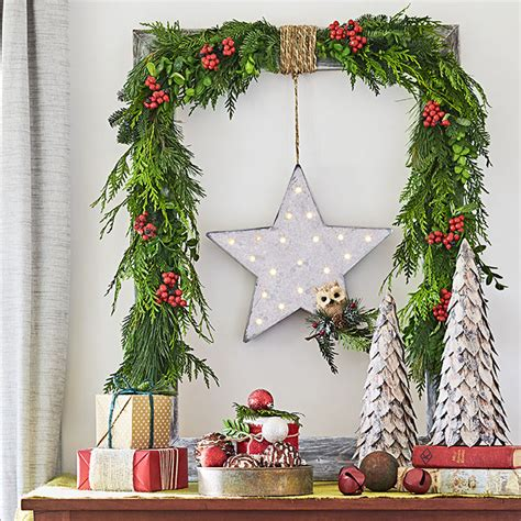 garland ideas diy christmas garland ideas