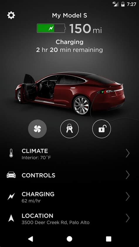 Tesla Android Tesla Android Apps On Play