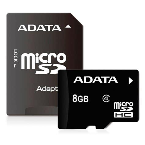 Micro Sd Adata 8gb memoria adata micro sd hc 8gb para celular c 225 mara tablet 89 00 en mercadolibre