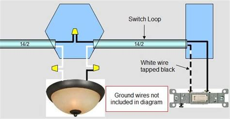 power entering recessed light then switch possible