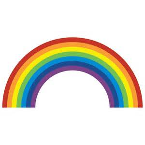 Rainbow Wall Stickers Uk rainbow wall sticker ethical market