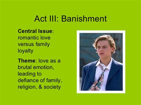 themes of romeo and juliet act 1 scene 2 romeo and juliet act iii