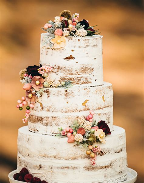Hochzeitstorte Rustikal by Wedding Trends Wedding Cakes The Green Kangaroo
