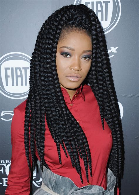 Keke Palmer Attends Vanity Fair Young Hollywood Party