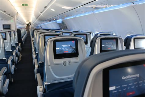 delta 717 cabin a321 look new cabin for a new aircraft delta news hub
