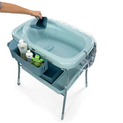 combi table a langer baignoire table 224 langer avec la baignoire cuddle comfort
