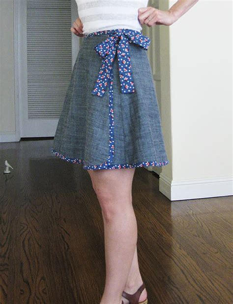 wrap skirt sewing pattern free patterns roses are red white and blue wrap skirt sewing projects