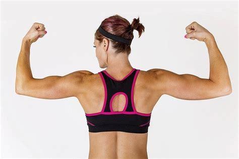 ginnastica interno braccia esercizi per rassodare interno braccia