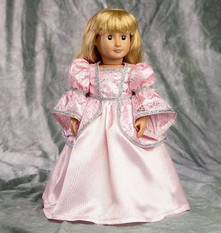 design doll review mccall s 6981 clothes and accessories for 18 quot doll