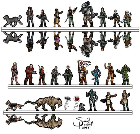 rpg paper miniatures on behance