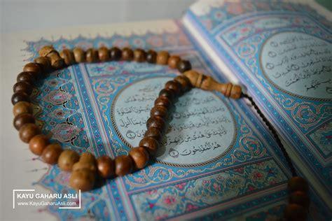 Tasbih Gelang Muslim Kayu Gaharu Jumlah 33 Butir gelang tasbih kayu gahayu asli