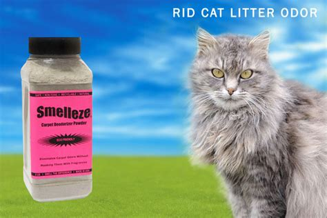 smelleze 174 cat litter odor deodorizer