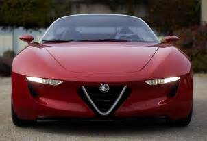 Images Of Alfa Romeo Pininfarina Alfa Romeo Concept Set For Production In 2015