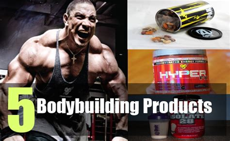 best products for bodybuilding top five bodybuilding products the five best