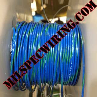 18awg wire blue green