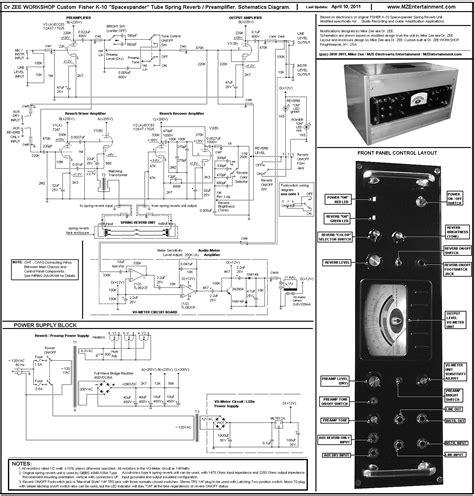 transistor reverb driver mze electroarts entertainment mzentertainment dr zee workshop technical information