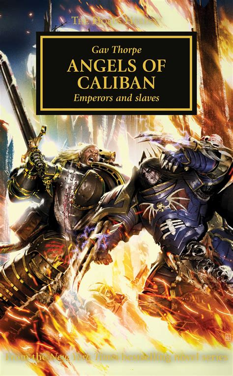 of caliban book by gav thorpe official