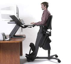 standing desk and chair workstations on standing desks