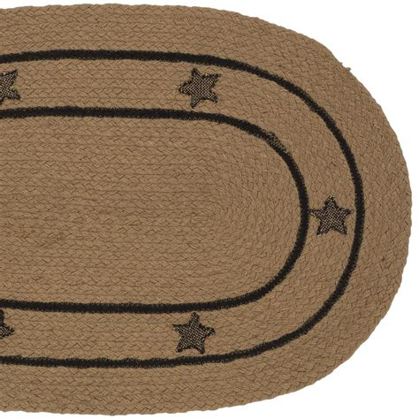 country rugs with braided rug burlap jute country primitive ihf martlocal