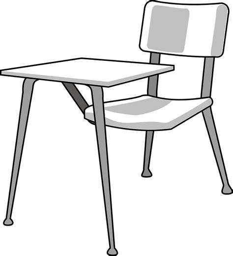 white school desk image vectorielle gratuite bureau 201 tudiant l 201 cole