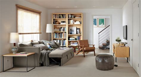 Platform Living Room by Oxford Pop Up Platform Sleeper Sofa Modern Living Room
