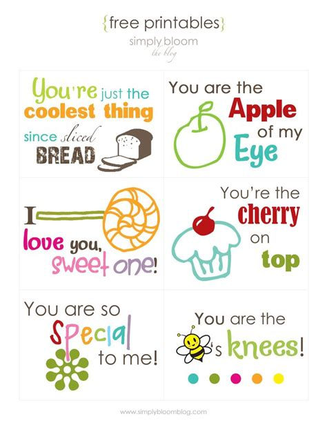 printable lunchbox notes parents parenting baby news advice today com