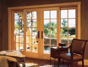 Single Patio Door With Built In Blinds Marvin Sliding French Doors Big L Windows And Doors