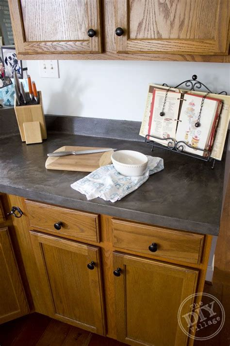 How To Put Concrete Laminate Countertop by Best 25 Slate Countertop Ideas On