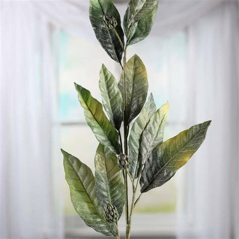 artificial magnolia leaf spray artificial greenery