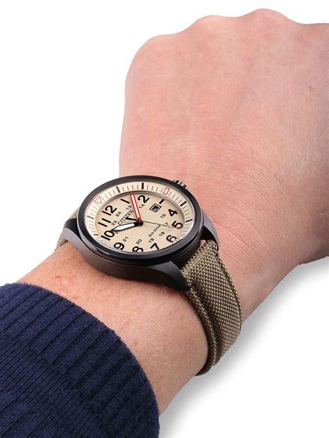 Watches   Chrono12   Citizen AW5005 12X Eco Drive Sports Herren 43mm 10ATM