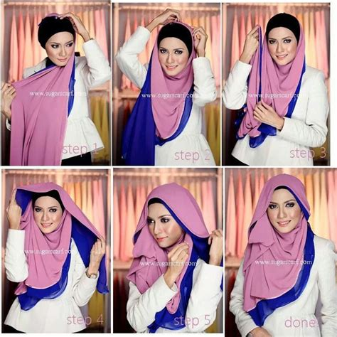 hijab tutorial with niqab 10 best images about hijab and niqab tutorials on