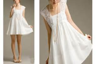 vintage kleid camilla hippie dress white spitze absurd clothing shop