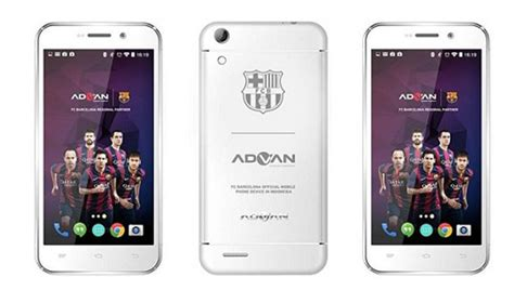 Anti Gores Antigores Anti Advan I5a harga dan spesifikasi advan barca i5a smartphone 4g lte dipakai messi